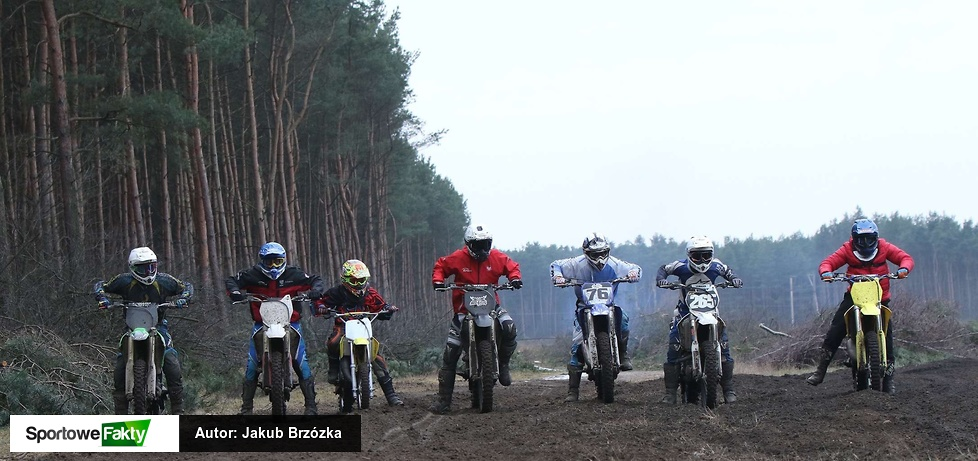 Fogo Unia Leszno trenuje na MotoCrossie (galeria)