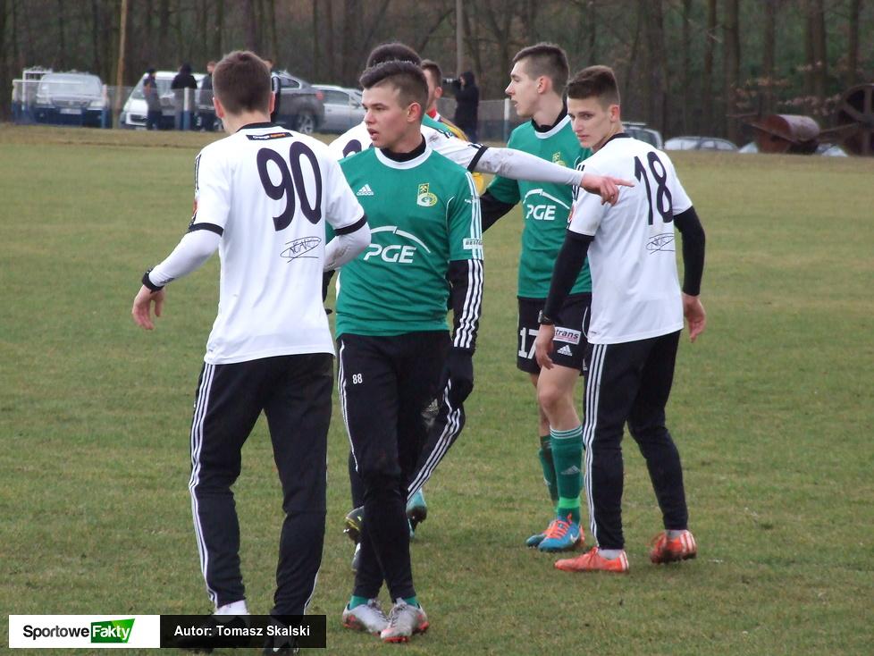 PGE GKS Bełchatów - Olimpia Grudziądz 0:1 (galeria)