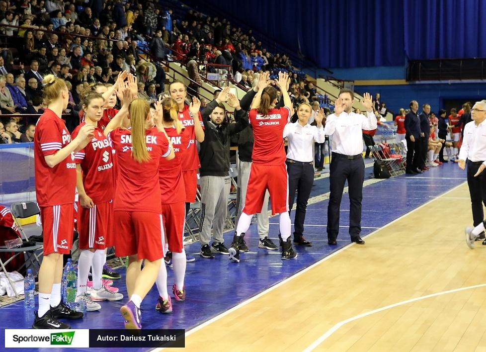 El. ME 2017 kobiet: Białoruś - Polska 79:62 (galeria)