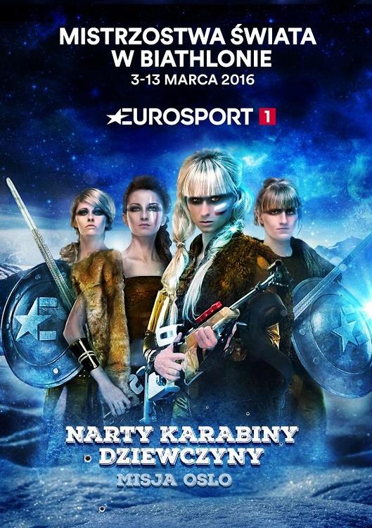 Telewizja Eurosport wystartowała z nową kampanią promującą mistrzostwa...