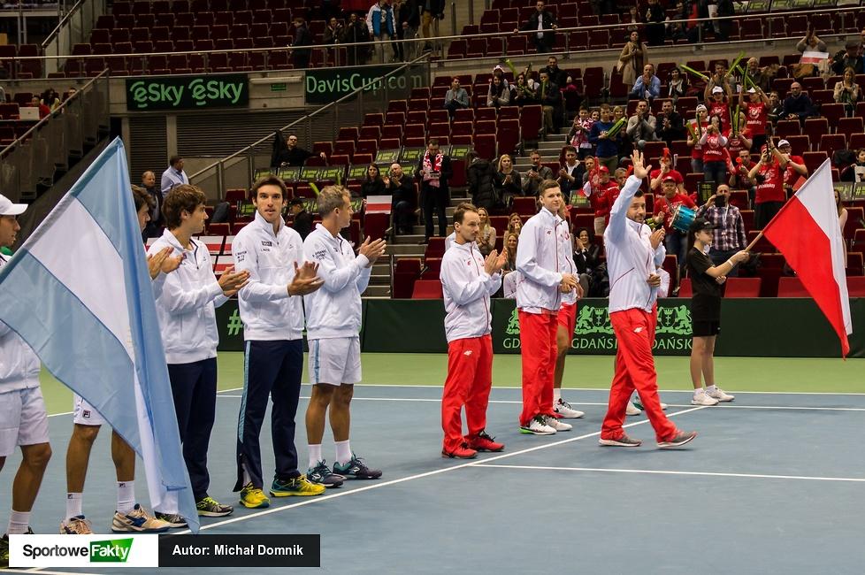 Puchar Davisa: Łukasz Kubot / Marcin Matkowski - Carlos Berlocq / Renzo Olivo 3:0 (galeria)