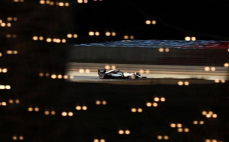F1: Rosberg ucieka Hamiltonowi (galeria)