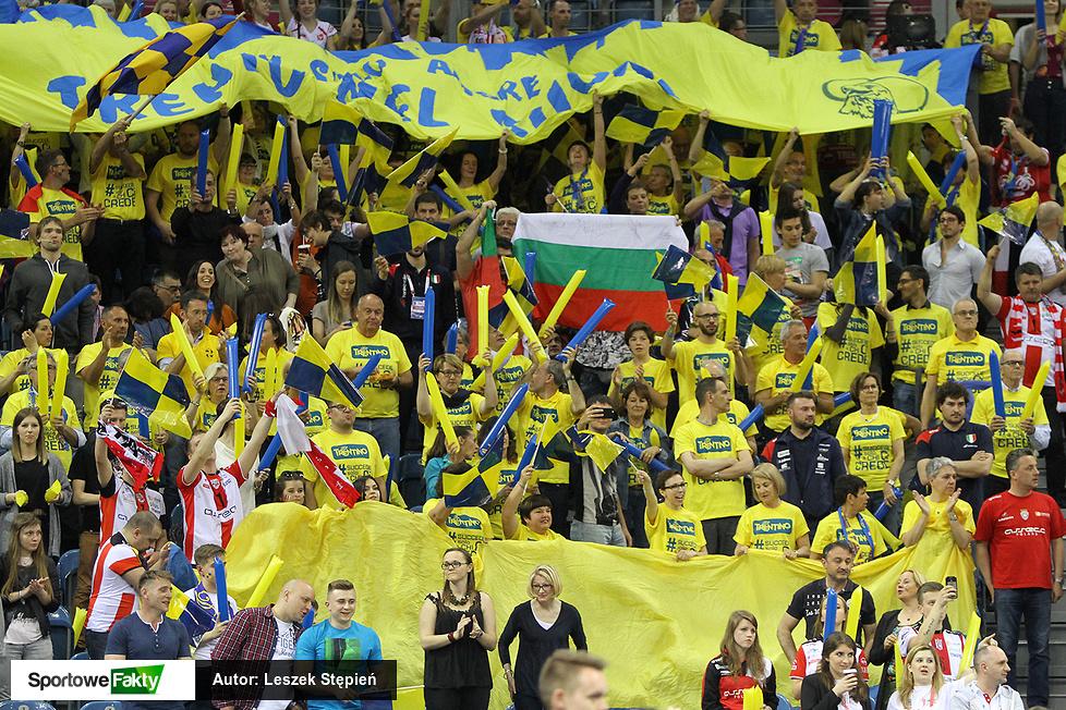 Finał Ligi Mistrzów: Zenit Kazań - Trentino Volley 3:2 (galeria)
