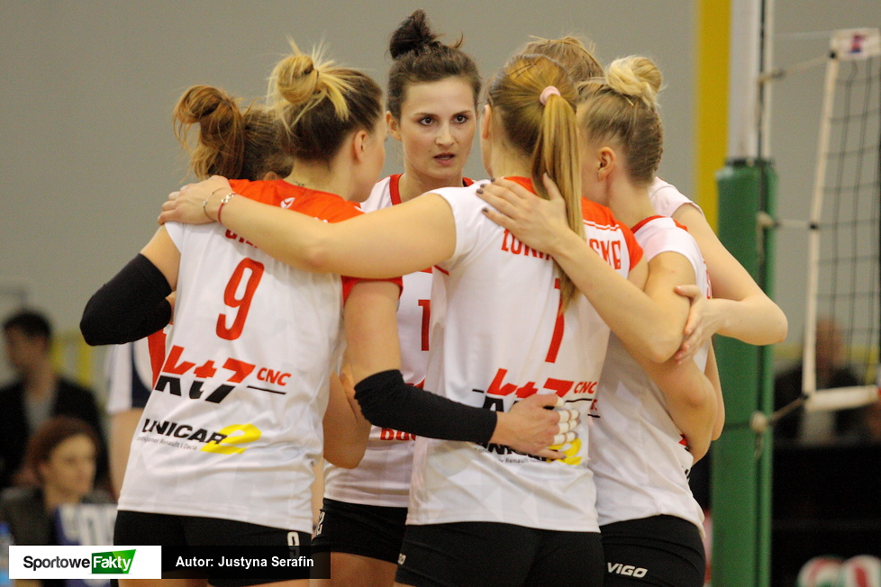 I liga: Wisła Warszawa - KT7 CNC Budowlani Toruń 3:0 (galeria)