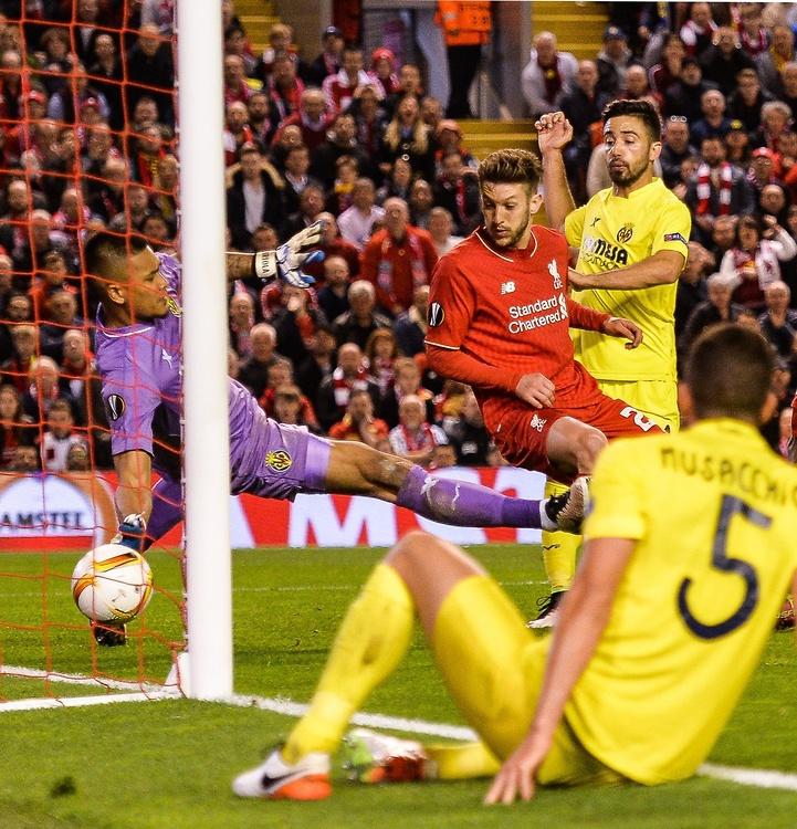 Liverpool FC - Villarreal CF 3:0 (galeria)