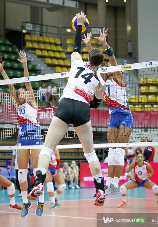 World Grand Prix 2016: Portoryko - Kanada 3:0 (galeria)