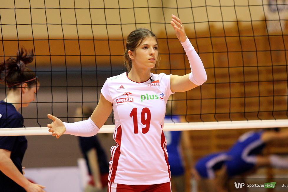 Liga Europejska kobiet: Słowacja - Polska 3:2 (galeria)