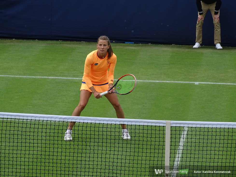 WTA Birmingham: Rosolska / Krunić - King / Kudriawcewa: 0:2 (galeria)