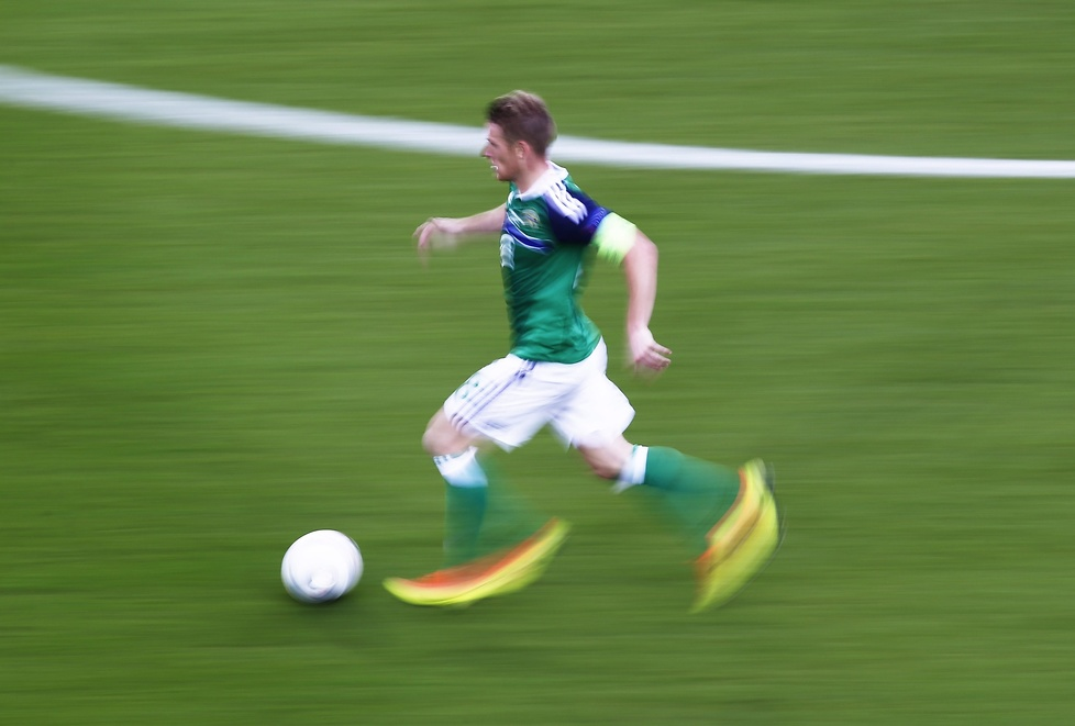 Irlandia Północna - Niemcy 0:1 (galeria)