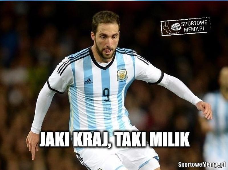 Argentyński Milik, Messi i sędzia. Oto bohaterowie memów po finale Copa America