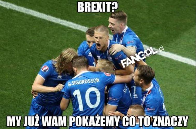 Islandczycy zrobili im Brexit! Internauci śmieją się z reprezentacji Anglii