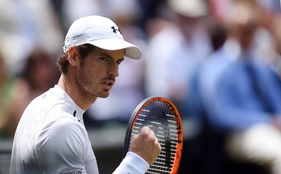 Milos Raonić - Andy Murray 0:3 (galeria)