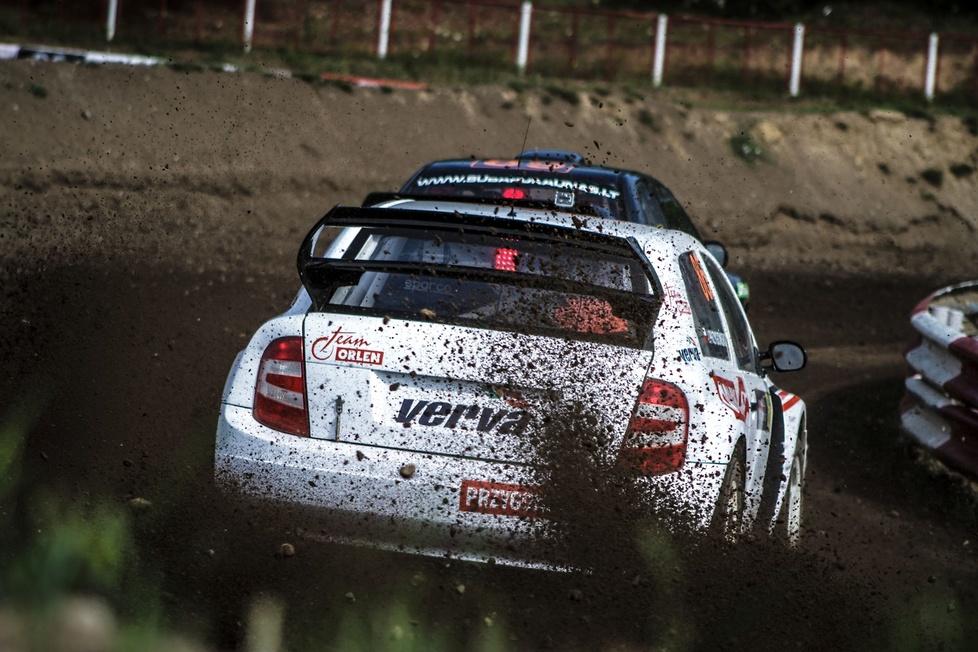 Rallycrossowy debiut Przygońskiego (galeria)