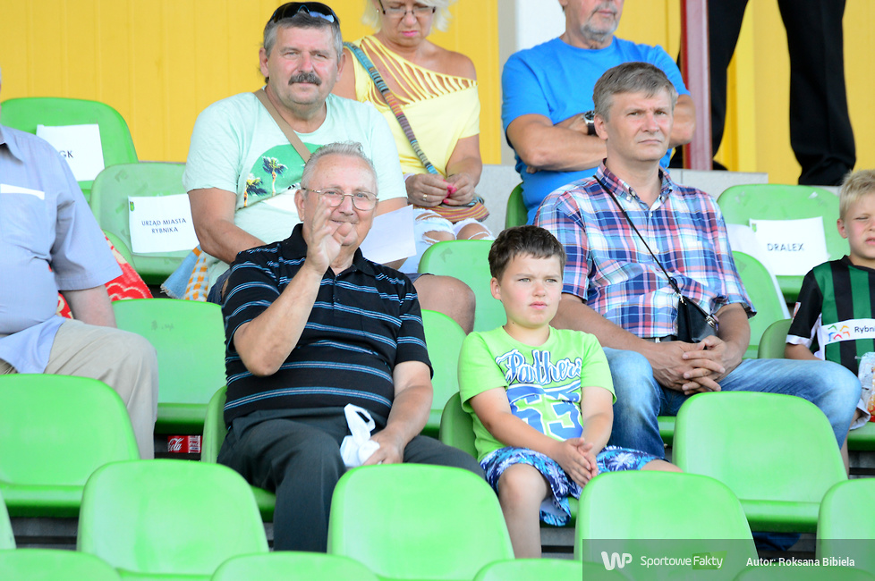 Puchar Polski: ROW 1964 Rybnik - Stomil Olsztyn 1:3 (galeria)
