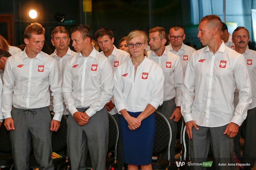 Rio 2016: Kajakarze górscy złożyli przysięgę olimpijską (galeria)