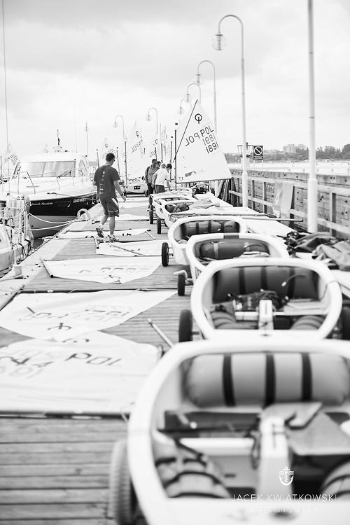Rozpoczął się Wielki Finał Energa Sailing Cup (galeria)