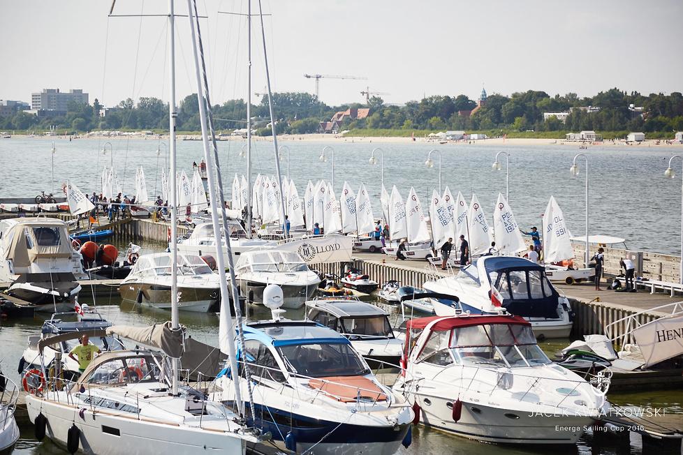 Finał Energa Sailing Cup zbliża się do końca (galeria)