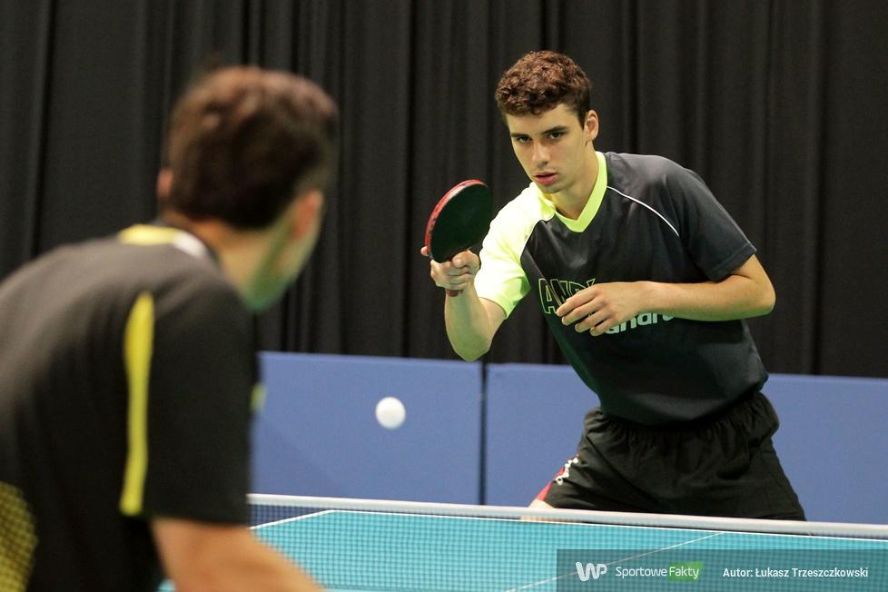 Rio 2016: trening polskich tenisistów stołowych (galeria)