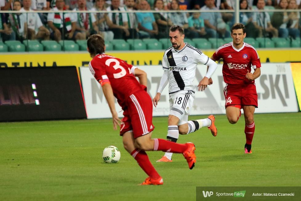 Legia Warszawa - AS Trencin 0:0 (galeria)