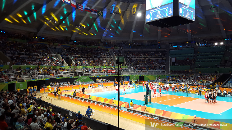 Rio 2016: udana inauguracja siatkarzy - mecz Polska - Egipt 3:0 (galeria)