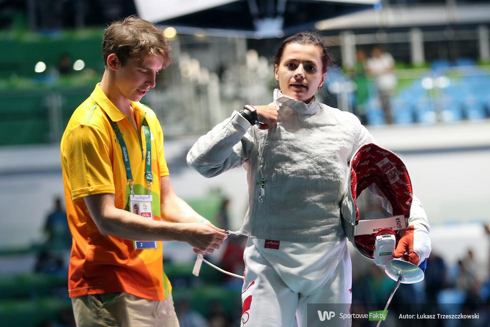 Rio 2016: polskie szablistki poza rywalizacją o medale olimpijskie (galeria)