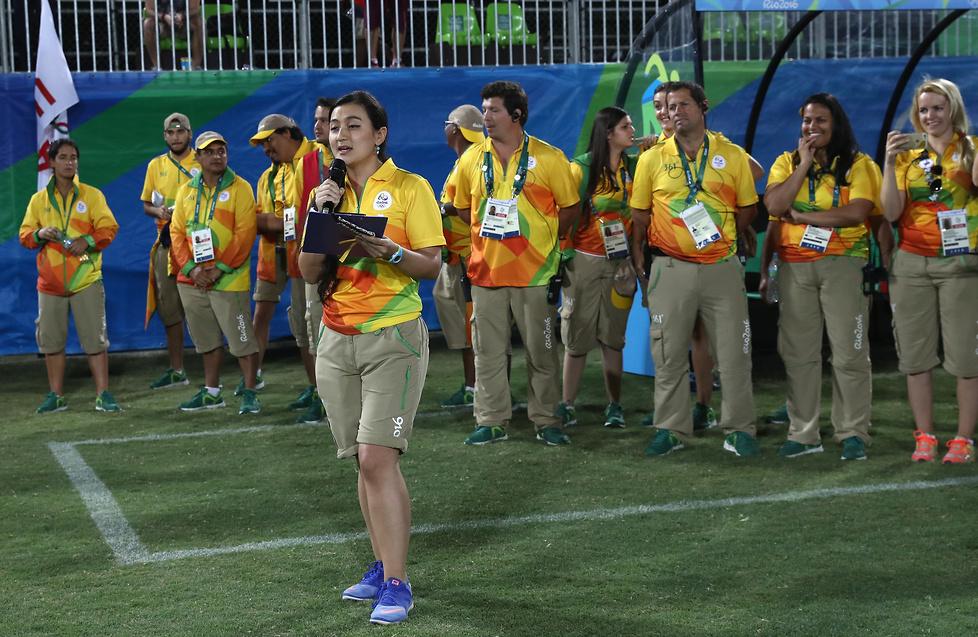 Rio 2016: oświadczyny na igrzyskach! Brazylijska rugbistka powiedziała