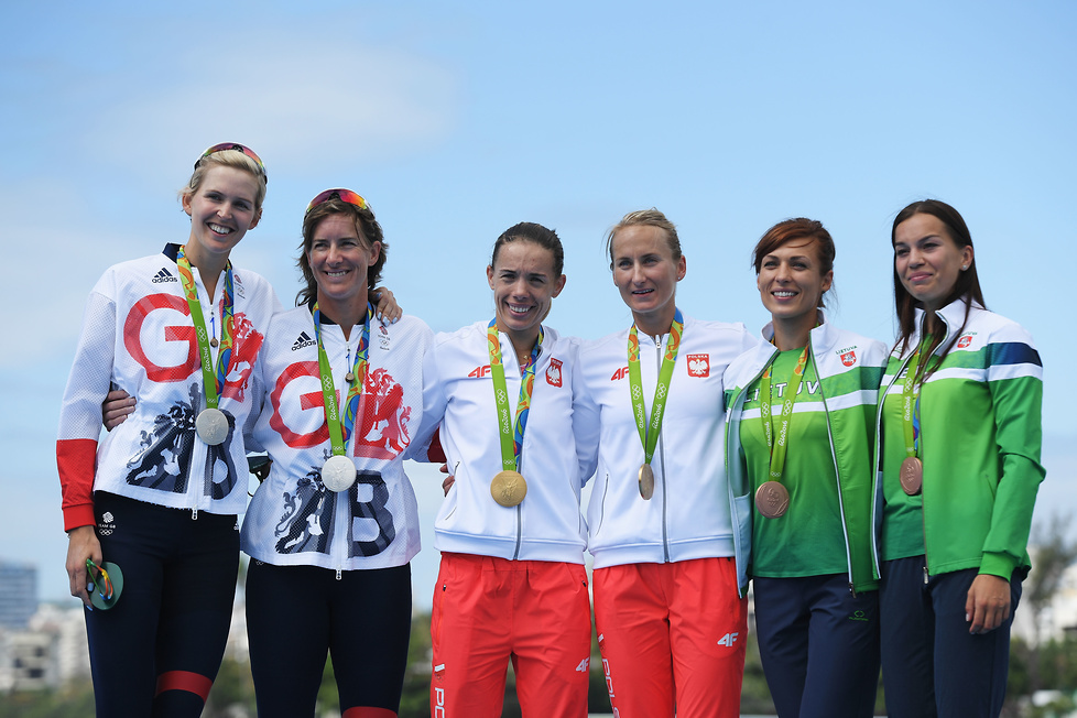 Rio 2016: pierwsze złoto dla Polski! (galeria)