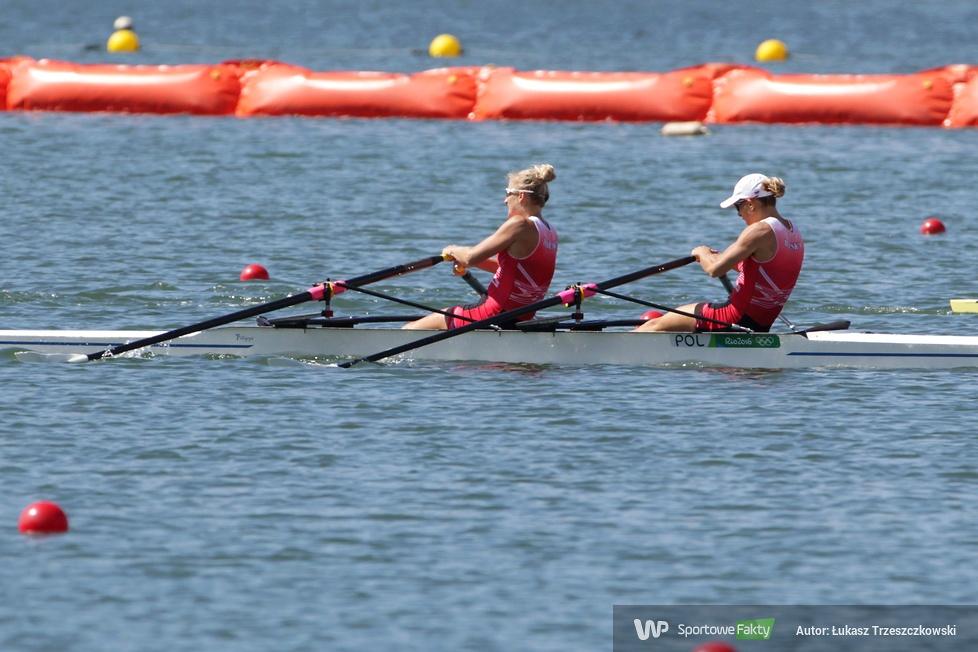 Rio 2016: złoty medal olimpijski dwójki podwójnej kobiet - Magdalena Fularczyk-Kozłowska i Natalia Madaj (galeria)