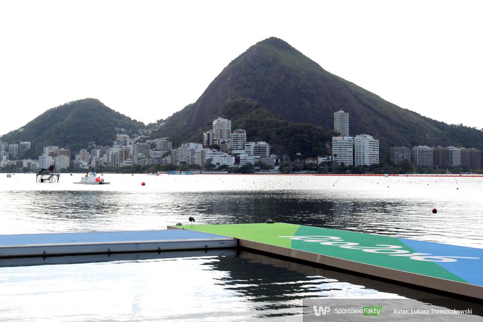 Rio 2016: czwartkowe starty wioślarskich osad męskich (galeria)