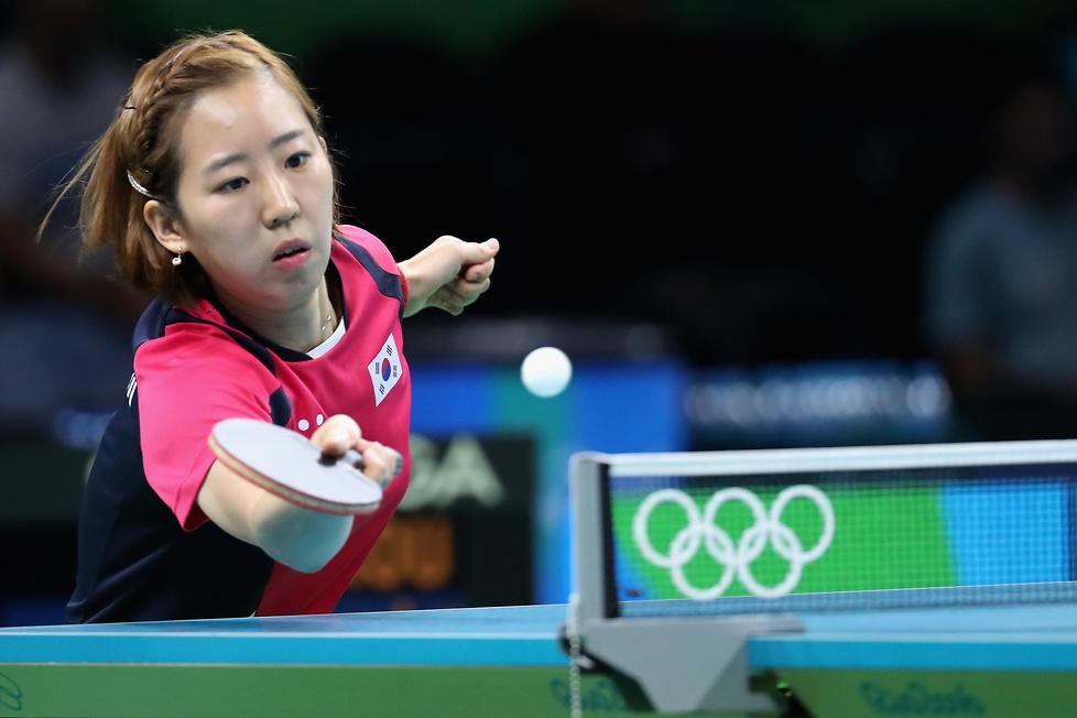 Na zdjęciu: Yang Haeun ...