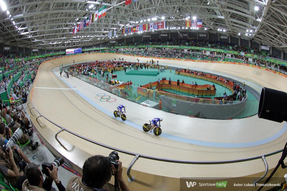 Rio 2016: polscy kolarze torowi zakończylisprint na repasażach (galeria)