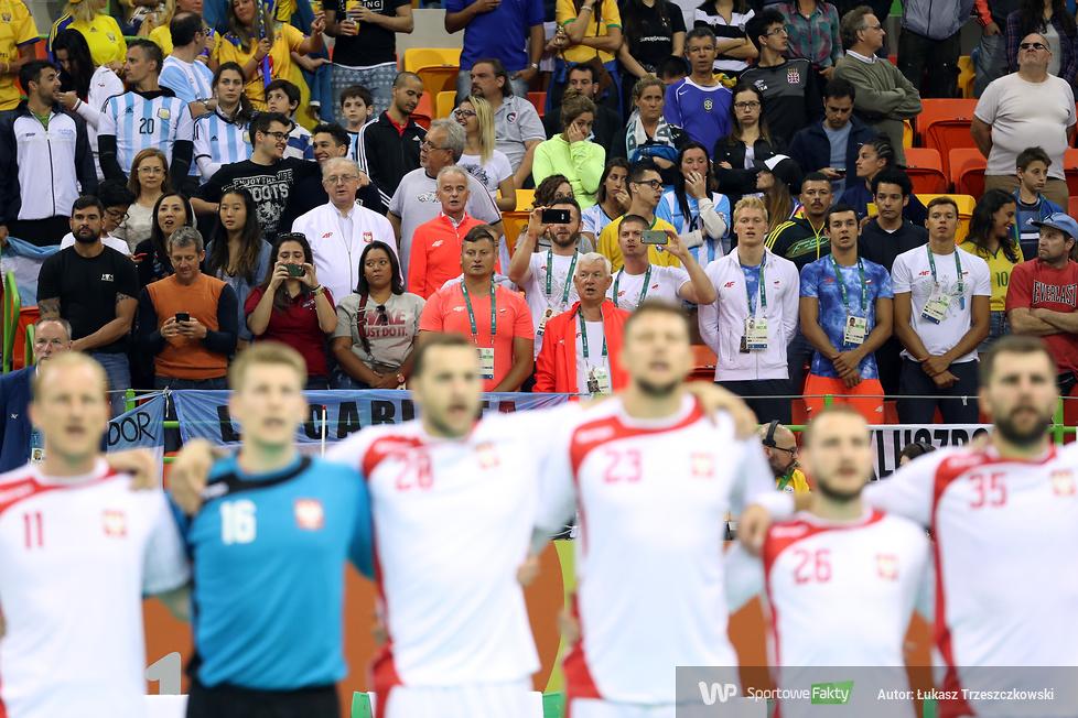 Rio 2016. Szwecja - Polska 24:25 (galeria)