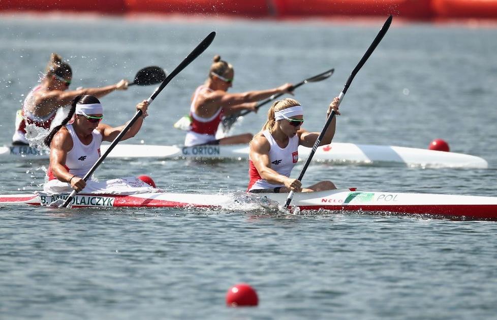 Rio 2016: znowu to zrobiły! Beata Mikołajczyk i Karolina Naja obroniły brąz z Londynu (galeria)