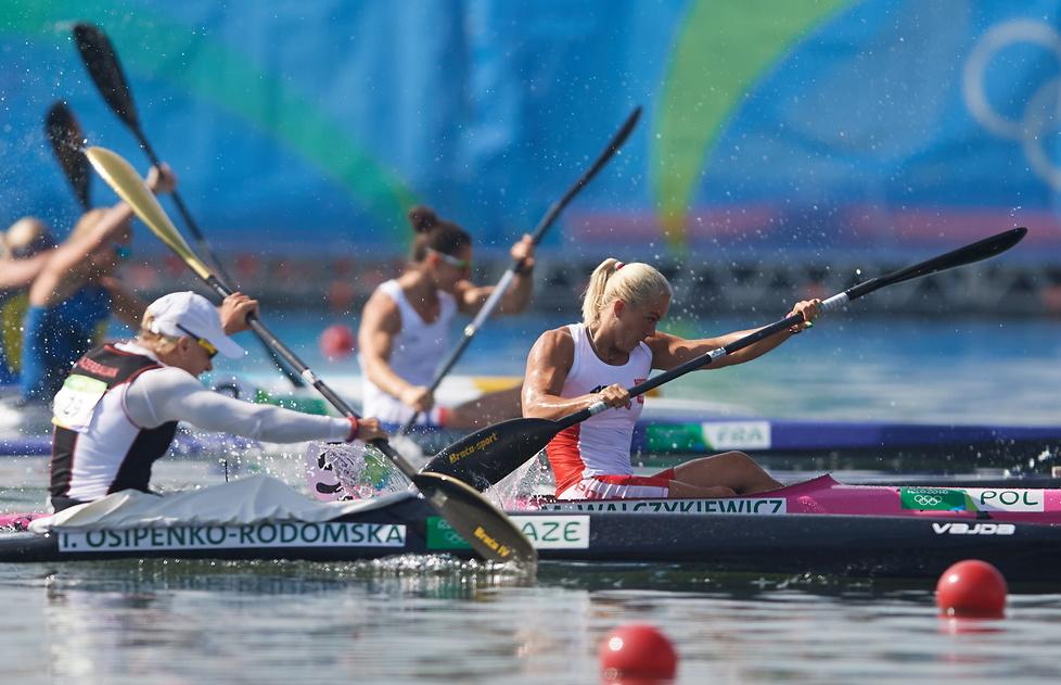 Rio 2016: Marta Walczykiewicz wicemistrzynią olimpijską (galeria)