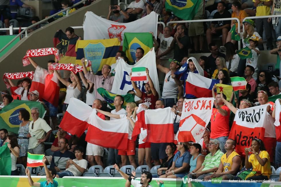 Rio 2016: Polska - Kuba 3:0 (galeria)