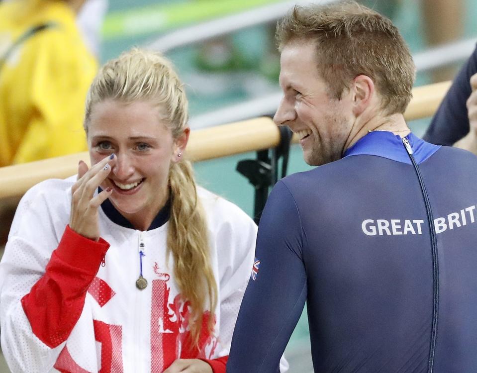 Rio 2016: razem mają już 10 złotych medali. Brytyjska para kolarska wkrótce weźmie ślub