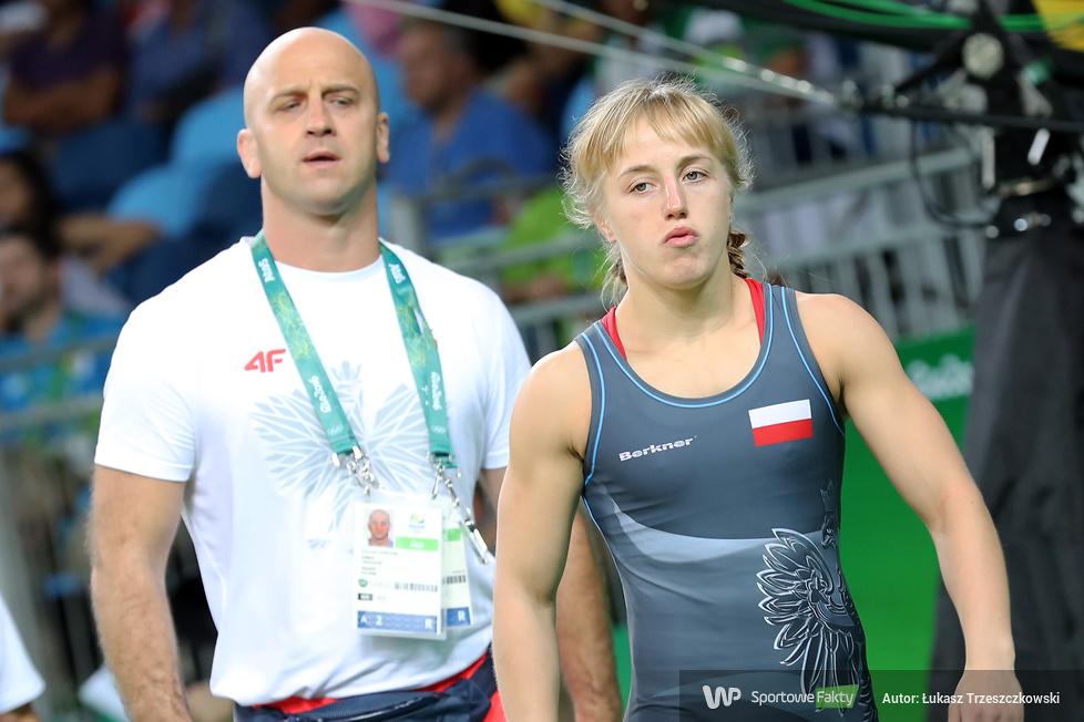 Rio 2016: Katarzyna Krawczyk w ćwierćfinale zapasów w stylu wolnym 53kg (galeria)
