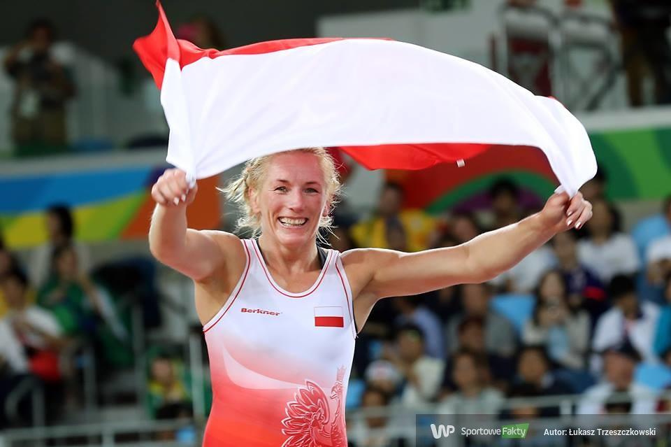 Rio 2016: Monika Michalik świętuje zdobycie medalu! (galeria)