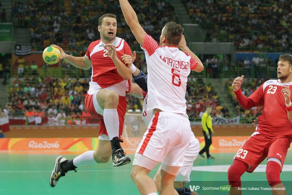 Rio 2016: Polska - Dania 28:29 (galeria)