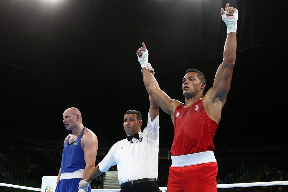 Rio 2016: wygrał i oszalał! Niecodzienna radość brytyjskiego pięściarza