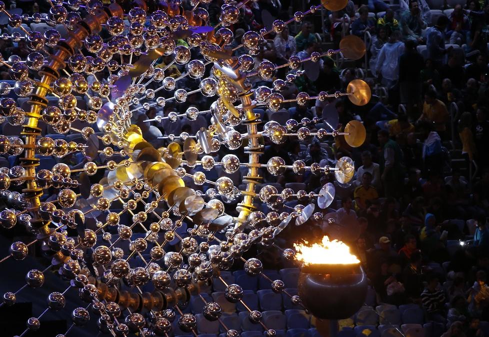 Ceremonia zamknięcia Igrzysk Olimpijskich w Rio de Janeiro (galeria)