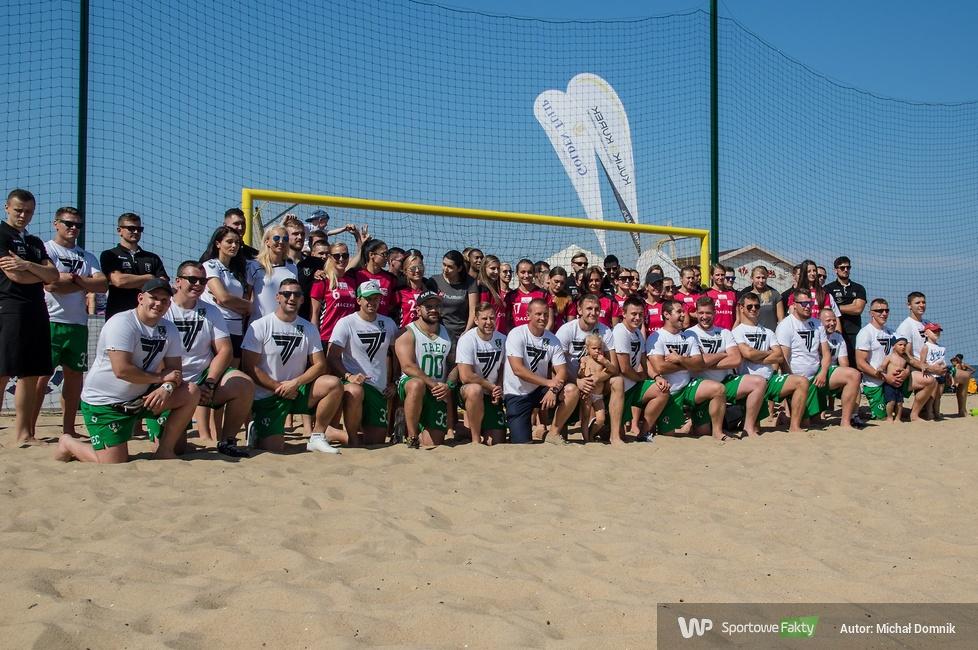 Prezentacja drużyn:  AZS Łączpol AWFiS Gdańsk i Wybrzeże Gdańsk oraz Rugby Club Lechia Gdańsk
