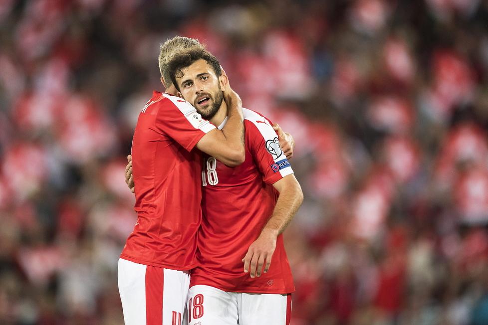 El. MŚ: Szwajcaria - Portugalia 2:0 (galeria)