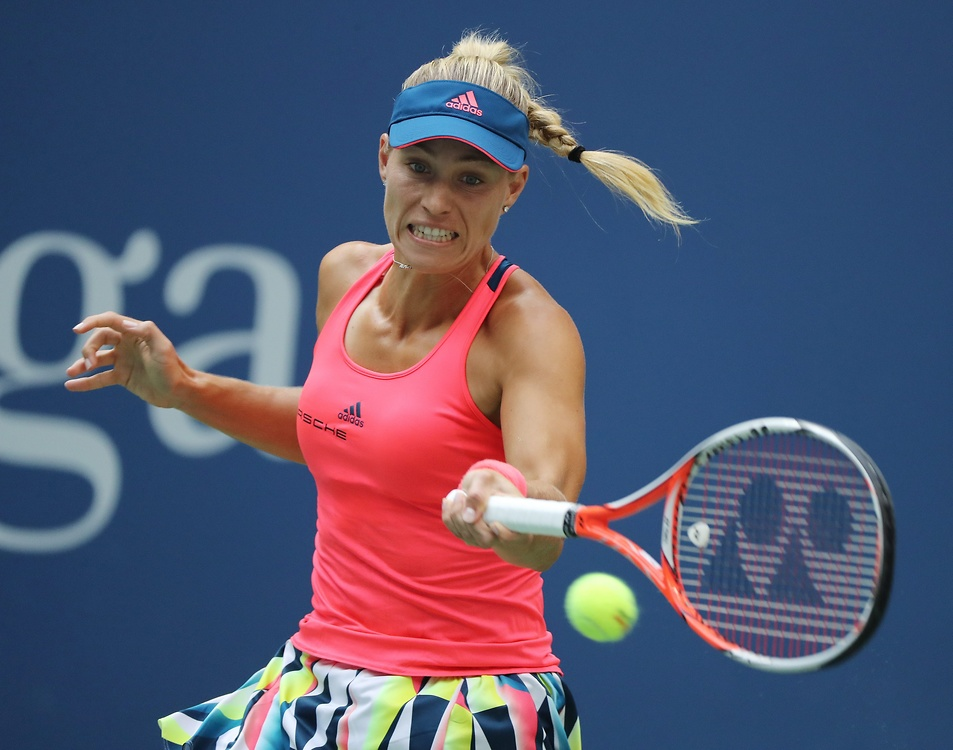 Andżelika Kerber mistrzynią US Open 2016 (galeria)