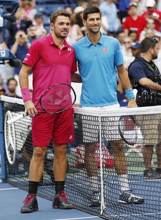 Novak Djoković pokonany. Stan Wawrinka triumfatorem US Open 2016 (galeria)