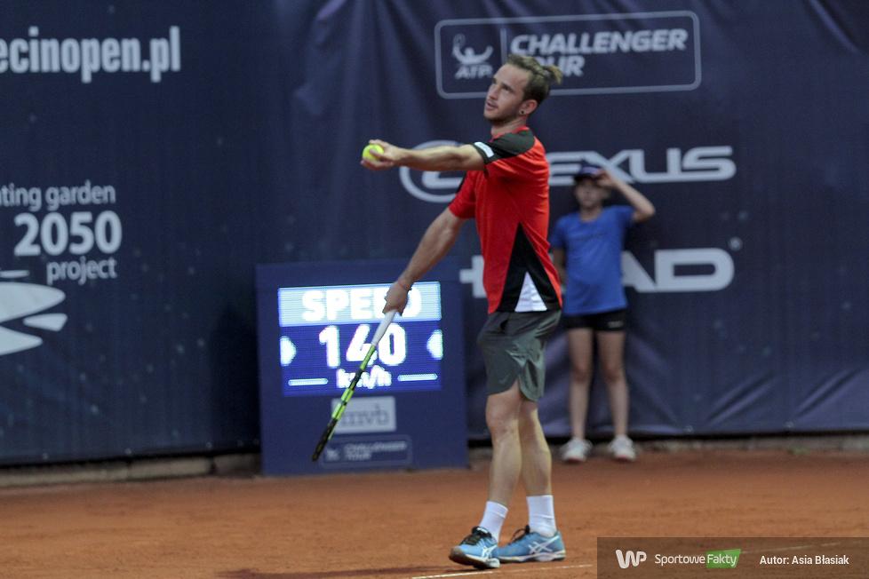 Pekao Szczecin Open: Fyrstenberg / Fleming - Ciaś / Matuszewski 2:0  (galeria)