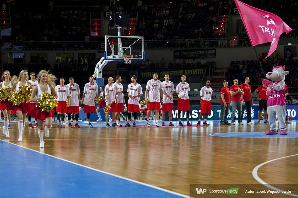 Eliminacje do EuroBasketu 2017: Polska - Białoruś 57:76 (galeria)