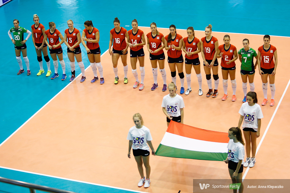 Eliminacje Mistrzostw Europy 2017 Kobiet: Finlandia - Węgry 2:3 (galeria)