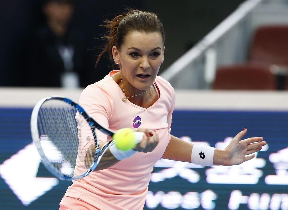 Agnieszka Radwańska mistrzynią China Open (galeria)