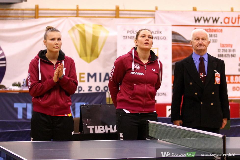Grand Prix Polski w tenisie stołowym: finał turnieju kobiet (galeria)